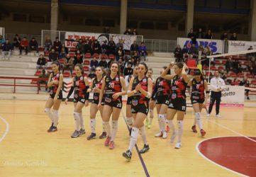L'Asd Foggia Volley perde in trasferta