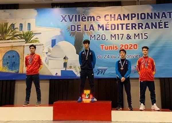 Campionati del Mediterraneo Tunisi 2020: 23 allori per l'Italia, bronzo per il pugliese Cicche …